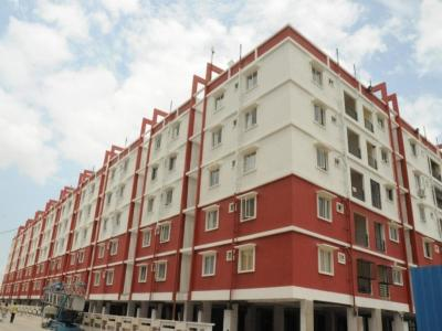 Project Image of 1500 Sq.ft 3 BHK Apartment for buyin Kowkur for 6000000