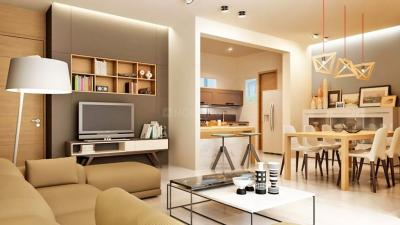 Gallery Cover Image of 2088 Sq.ft 3 BHK Apartment for rent in Satellite for 33000