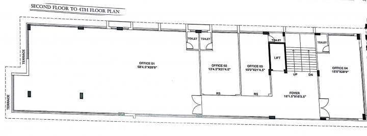 Project Image of 213.75 - 2500.0 Sq.ft Office Office for buy in Radhe Colour Stone