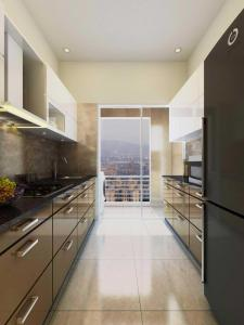 Gallery Cover Image of 950 Sq.ft 1 BHK Apartment for rent in Bachraj Landmark, Virar West for 14000