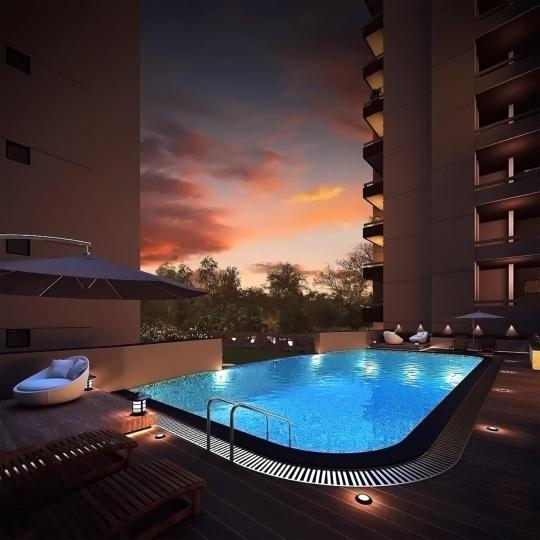 Project Image of 763.0 - 1094.0 Sq.ft 1 BHK Apartment for buy in Goyal Footprints
