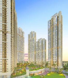 Gallery Cover Image of 1249 Sq.ft 3 BHK Apartment for buy in Runwal Bliss, Kanjurmarg East for 29400000