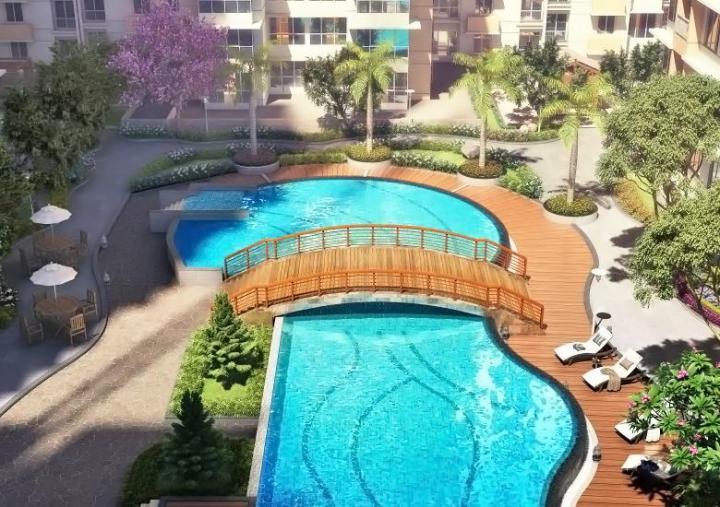 Project Image of 626.67 - 664.99 Sq.ft 2 BHK Apartment for buy in Marathon Nexzone Aura 1