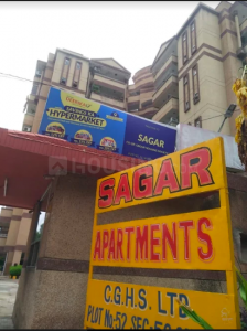 Project Image of 1.0 - 2250.0 Sq.ft 3 BHK Apartment for buy in Sagar Sagar Apartments