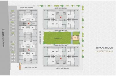 Project Image of 597.61 - 651.22 Sq.ft 2 BHK Apartment for buy in Gopinath Exotica