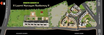 Project Image of 770 - 774 Sq.ft 2 BHK Apartment for buy in Raunak Laxmi Narayan Residency