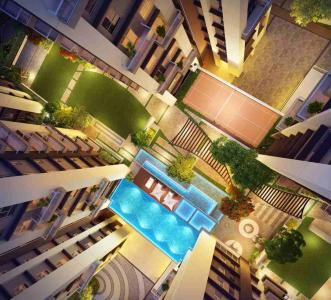 Gallery Cover Image of 705 Sq.ft 2 BHK Apartment for buy in The Forest, Paikpara for 4800000