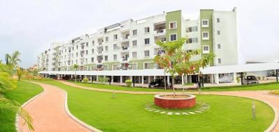 Gallery Cover Image of 1296 Sq.ft 3 BHK Apartment for rent in Featherlite Vaikuntam, Guduvancheri for 21000