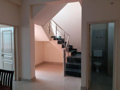 Gallery Cover Image of 1250 Sq.ft 3 BHK Independent Floor for buy in Mehak Eco City Villas, Wave City for 2395000