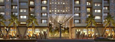 Gallery Cover Image of 395 Sq.ft 1 BHK Apartment for rent in Raunak City, Kalyan West for 12000