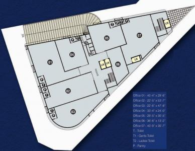 Project Image of 103.35 - 2743.15 Sq.ft Shop Shop for buy in Gayatri Vmp Business Hub