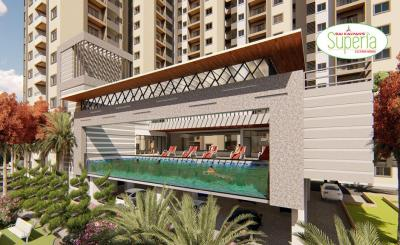 Project Image of 1166.0 - 1498.0 Sq.ft 2 BHK Apartment for buy in Sai Kalyan Superia
