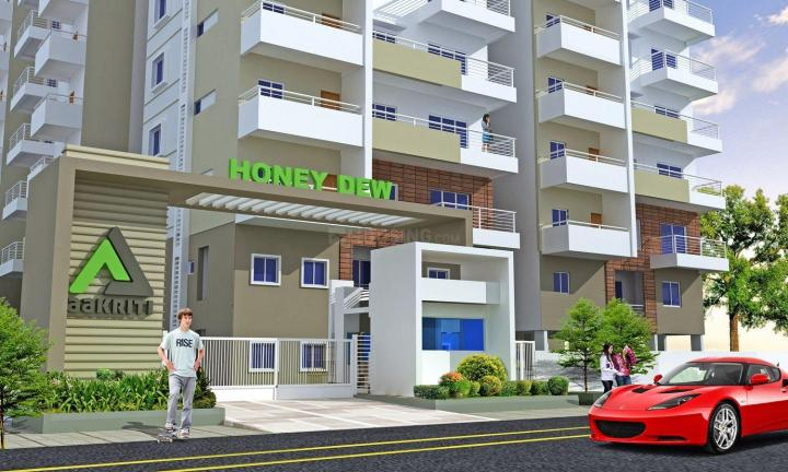 Project Image of 1880.0 - 2026.0 Sq.ft 3 BHK Apartment for buy in Aakriti Honey Dew