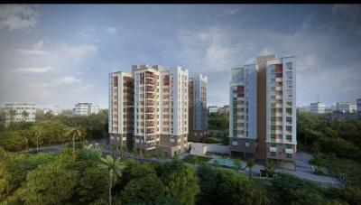 Gallery Cover Image of 1534 Sq.ft 3 BHK Apartment for rent in Space Clubtown Riverdale, Shibpur for 28000