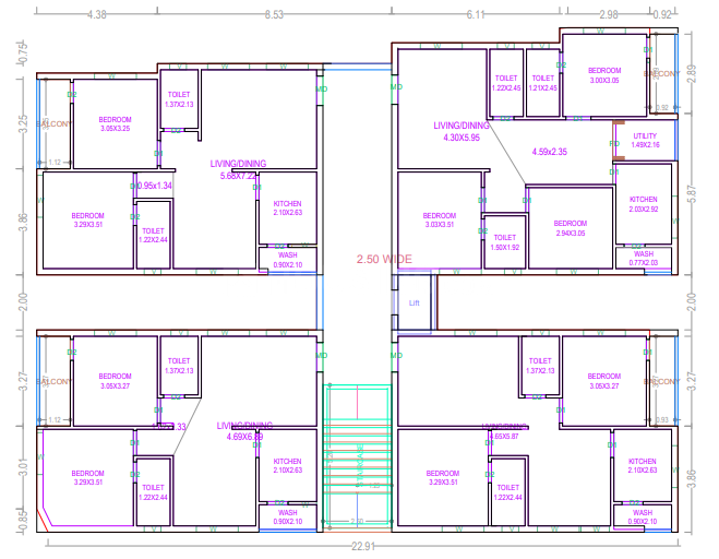 Project Image of 1090 - 1335 Sq.ft 2 BHK Apartment for buy in Sai Elite