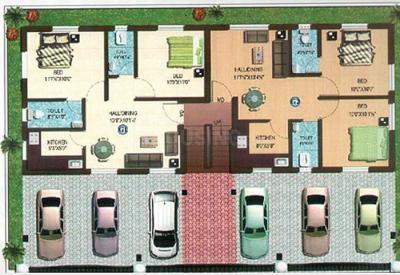 Amraa Pashas Residency