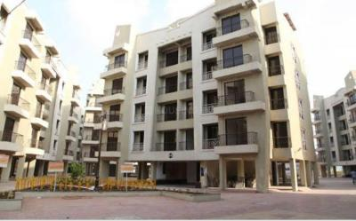 Gallery Cover Image of 900 Sq.ft 2 BHK Apartment for rent in Koproli for 12000