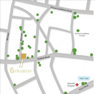 Oxford 6 Prabhat