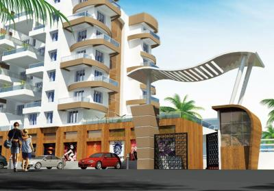 Gallery Cover Image of 600 Sq.ft 1 BHK Apartment for rent in Nobles Palm One, Kondhwa Budruk for 9000