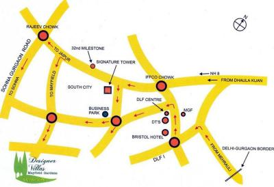 175 Sq.ft Residential Plot for Sale in Sector 51, Gurgaon