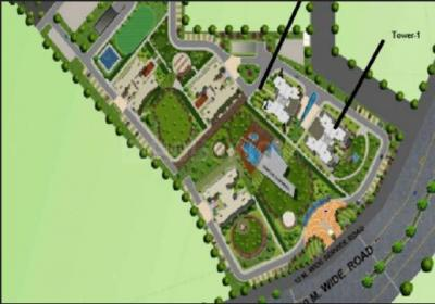 Project Image of 1250.0 - 3500.0 Sq.ft 2 BHK Apartment for buy in Capital Residency 360