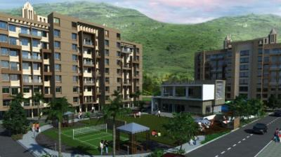 Project Image of 220.88 - 581.47 Sq.ft 1 BHK Apartment for buy in Namrata Weekender Birds View
