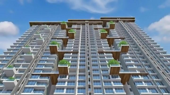 Project Image of 798.0 - 1318.0 Sq.ft 2 BHK Apartment for buy in Wadhwa Courtyard