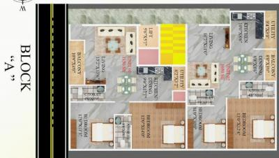 Project Image of 1050.0 - 1150.0 Sq.ft 2 BHK Apartment for buy in Sri Sai Nivas