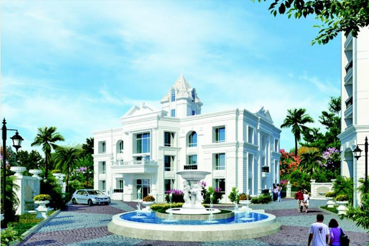 Project Image of 1550.0 - 2650.0 Sq.ft 2 BHK Apartment for buy in Aditya Capitol Heights