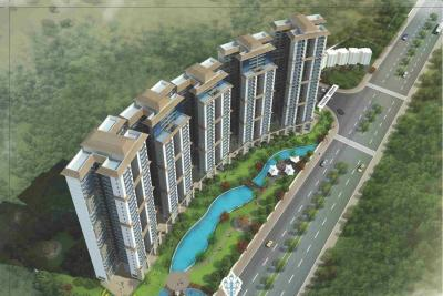 Project Image of 1865.0 - 2125.0 Sq.ft 3 BHK Apartment for buy in Krrish Florence Estate