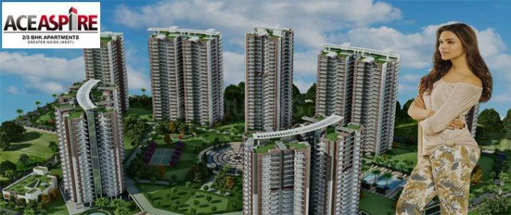 Project Image of 1125.0 - 1550.0 Sq.ft 2 BHK Apartment for buy in ACE Group Aspire