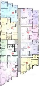 Project Image of 945.0 - 1420.0 Sq.ft 2 BHK Apartment for buy in AR Sanjeeve Royale