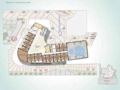 Project Image of 625.0 - 1150.0 Sq.ft 1 BHK Apartment for buy in Imperia Rubix