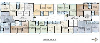Project Image of 380.0 - 601.0 Sq.ft 1 BHK Apartment for buy in Puneet Shivalaya