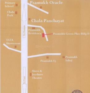 Gallery Cover Pic of Devjit Pramukh Green Plus Bldg H