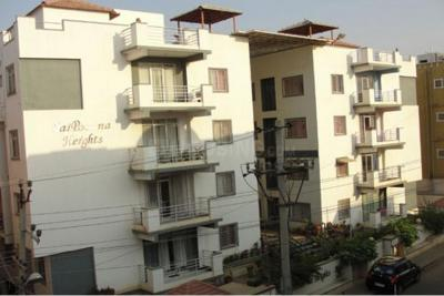 Gallery Cover Image of 1300 Sq.ft 2 BHK Apartment for rent in Srinivasa Sai Poorna Heights, Somasundarapalya for 21000