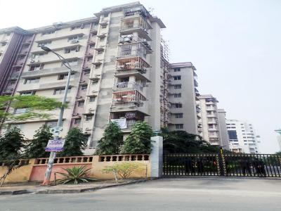 Gallery Cover Image of 550 Sq.ft 1 BHK Apartment for rent in Rajarhat for 13000