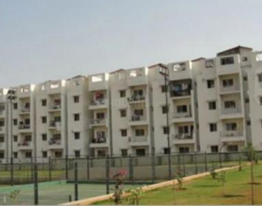 Gallery Cover Image of 1800 Sq.ft 3 BHK Apartment for rent in Srinivasa Sai Poorna Paradise, Somasundarapalya for 38000