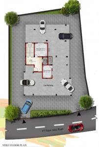 Project Image of 0 - 1900.0 Sq.ft 3 BHK Apartment for buy in KCee Block 21 P T Rajan Salai