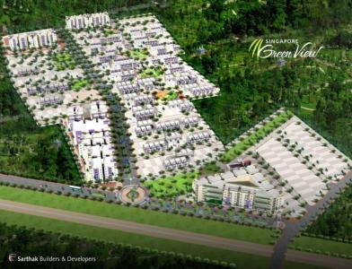 Residential Lands for Sale in Sarthak Singapore Green View Plots