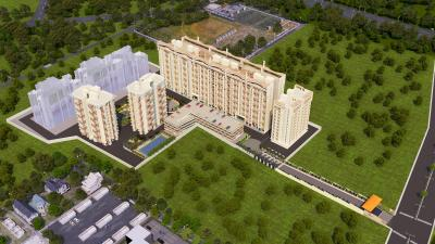 Project Image of 606.32 - 789.63 Sq.ft 2 BHK Apartment for buy in Ganga Amber