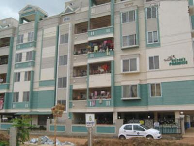 Gallery Cover Image of 1750 Sq.ft 3 BHK Apartment for rent in Bildens Paradise, Kaggadasapura for 28000