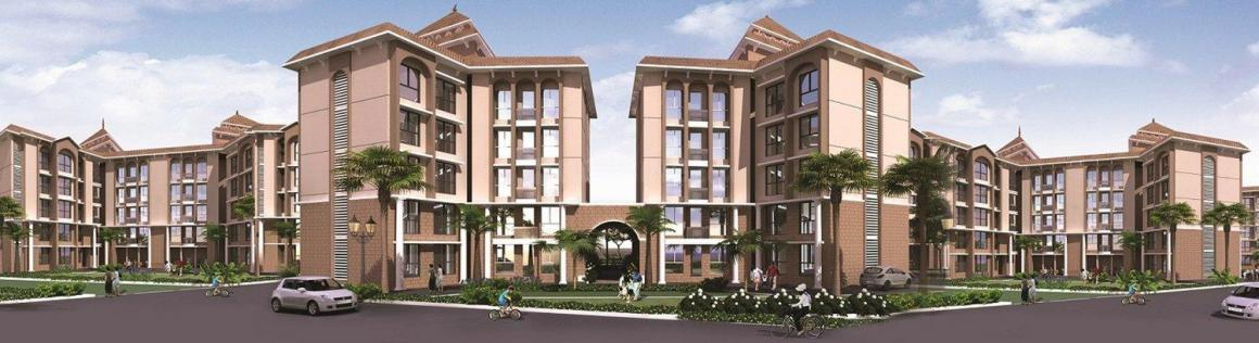 Project Image of 300.31 - 636.15 Sq.ft 1 BHK Apartment for buy in Ajmera Heritage Phase 1