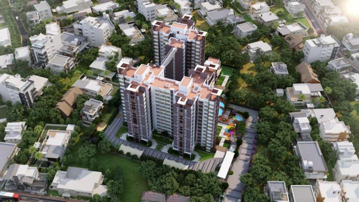 Project Image of 1165.0 - 1660.0 Sq.ft 2 BHK Apartment for buy in SB Templetree