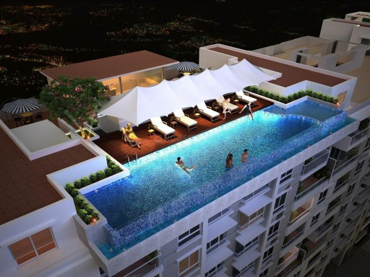 Project Image of 784.0 - 979.0 Sq.ft 2 BHK Apartment for buy in Ajmera Annex