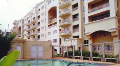 Gallery Cover Image of 2788 Sq.ft 4 BHK Apartment for rent in NCC Nagarjuna Enclave, JP Nagar for 60000