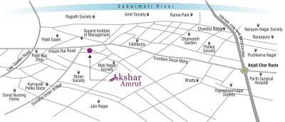 Project Image of 1082.85 - 1124.29 Sq.ft 3 BHK Apartment for buy in V P Akshar Amrut