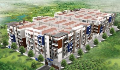 Gallery Cover Image of 1094 Sq.ft 2 BHK Apartment for buy in Jayani Paradise, Mahadevapura for 7579000
