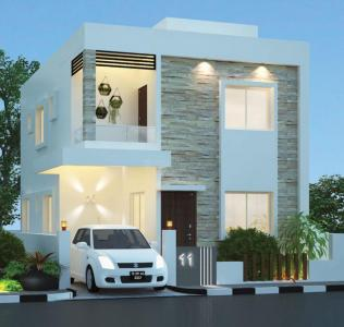 Project Image of 1497 - 3269 Sq.ft 3 BHK Villa for buy in Green Ridge Villas
