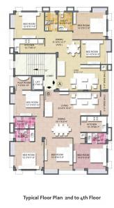 Project Image of 1521.0 - 1968.0 Sq.ft 3 BHK Apartment for buy in Swastic Southern